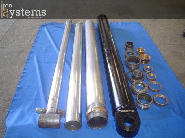 Pistones hidraulicos industriales usados